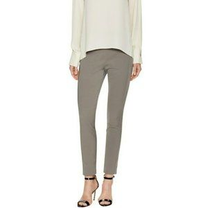 Theory Navalane Neoteric Ankle Pants Taupe 6